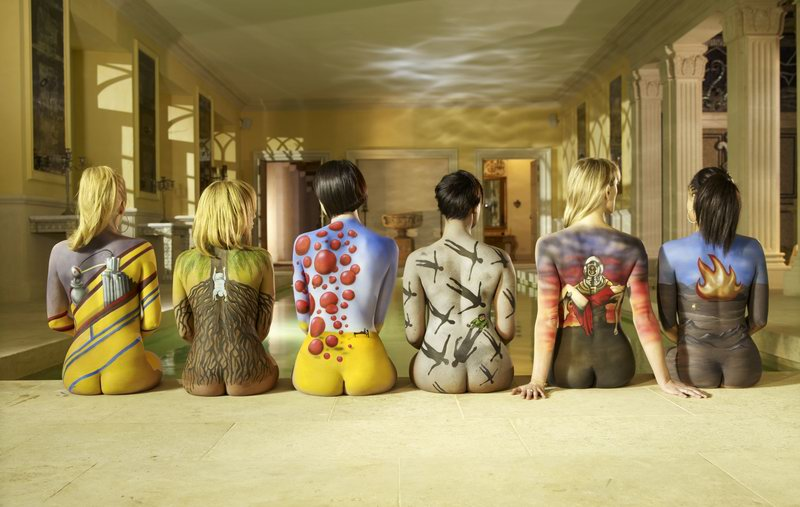 Body Art Gallery 9