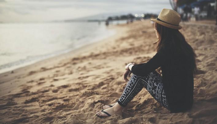 Kdaj ste prenehali živeti z namenom, da bi bili normalni?