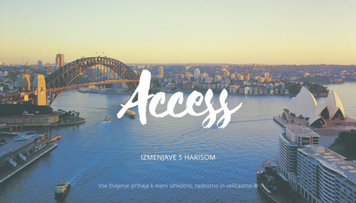 Access Bars, MTVSS, Facelift izmenjave – vodi Haris Omanovič