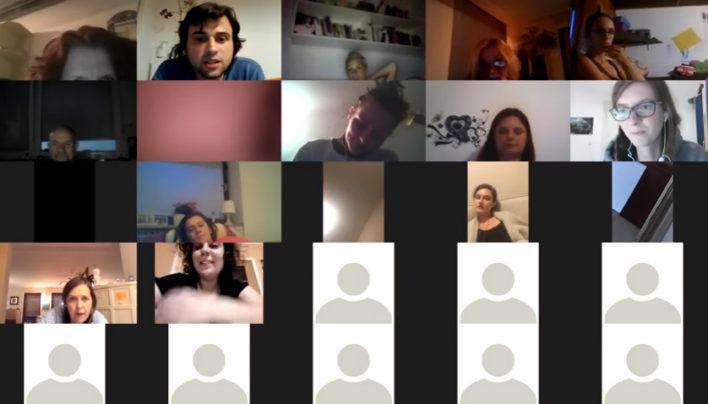 Kreiranje plaforme za avanturo življenja! – posnetek spletnega seminarja s Harisom