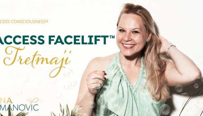 Access FaceLift™ Tretmaji z Ano Omanovič